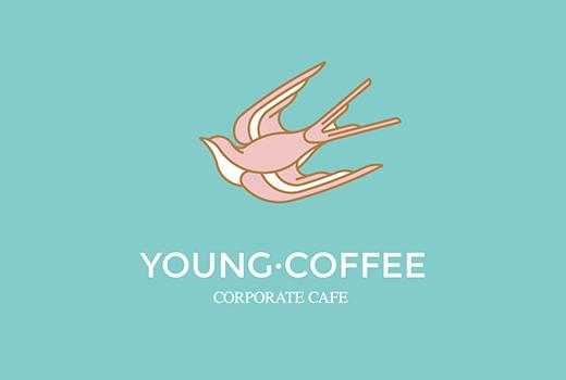 深圳标志设计企业咖啡馆